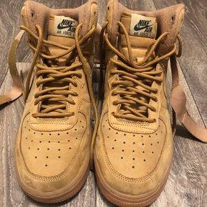 Nike AF1 Wheat